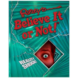 Book: Ripley's Believe It or Not! Reality Shock!