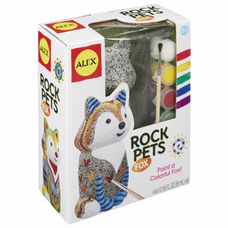 Alex Rock Pets - Fox