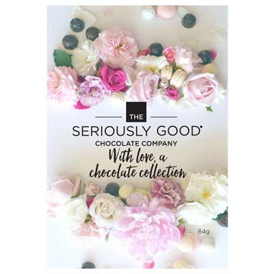 Seriously Good Chocolate With Love, a Chocolate Collection Box -  6 Pack