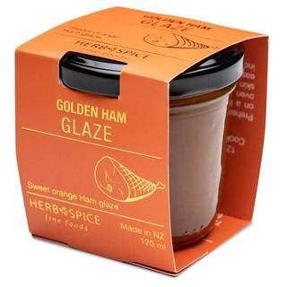 Herb & Spice Mill Golden Ham Glaze 120ml