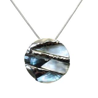 Necklace - Moody Sea and Sky