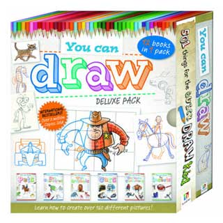 You Can Draw Deluxe Twin Pack