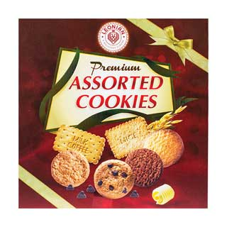 Leonian Premium Assorted Cookies 300g