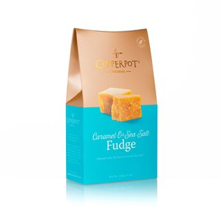 Copperpot Caramel and Sea Salt Butter Fudge 150g