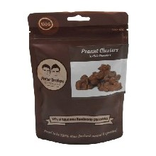 Potter Brothers Chocolates: Milk Chocolate Peanut Clusters 130g