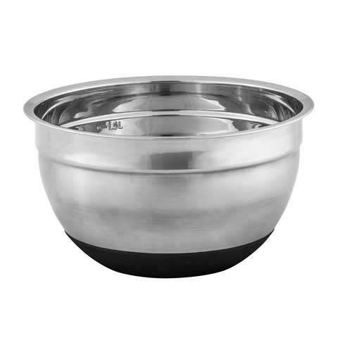 Avanti Anti-Slip Stainless Steel Mixing Bowls - Set of 2