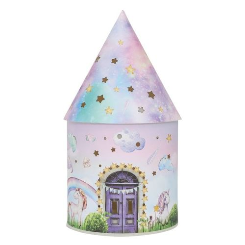 Light Up Unicorn House - Pinkleberry Stardust