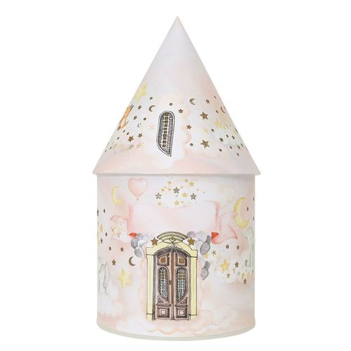 Light Up Elephant House - Ella Twinkle (for baby girl)