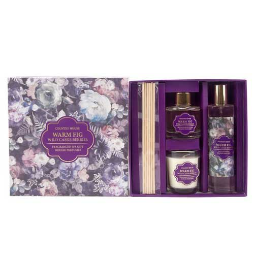 Country House Warm Fig Fragrance Gift Set