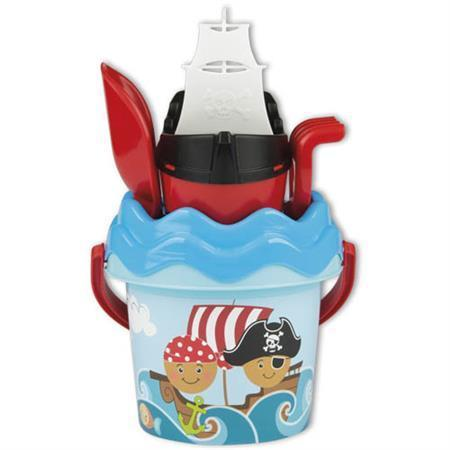 Summertime Baby Pirate Bucket Set