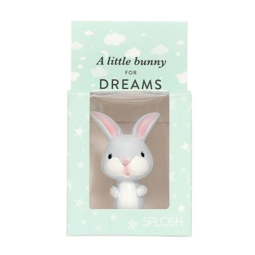 Meaningful Mini Figurine: A Little Bunny for Dreams