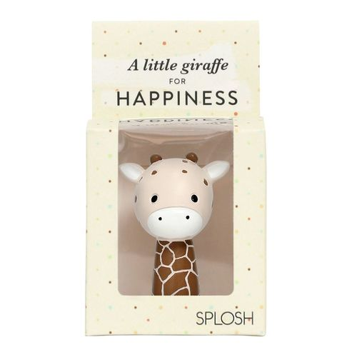 Meaningful Mini Figurine: A Little Giraffe for Happiness