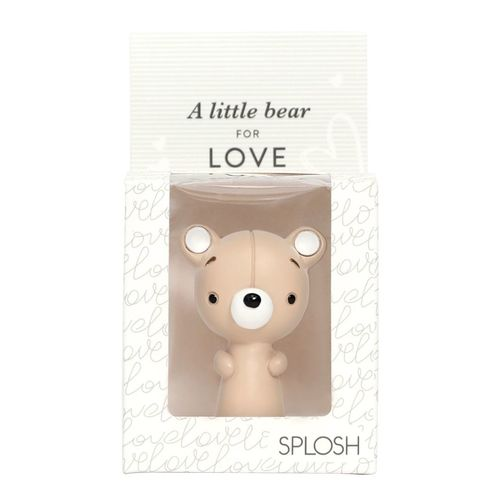 Meaningful Mini Figurine: A Little Bear for Love