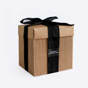 Chocolate Gourmet Gift Box (Lge)