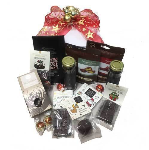 Grand Chocolate Indulgence Christmas Box