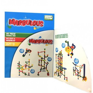 Marbulous 80 piece Marble Run