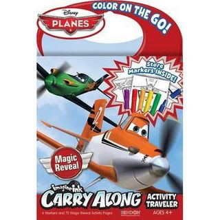 Carry Along Activity Traveller: Disney Planes