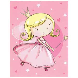 Gift Card: Pink Fairy Princess